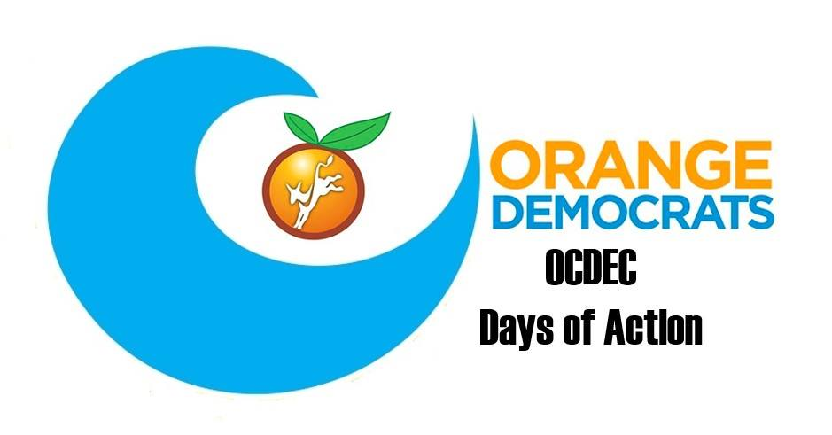 OCDEC Days of Action