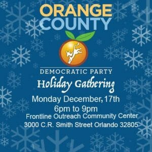 Holiday Gathering 2018 @ Frontline Outreach