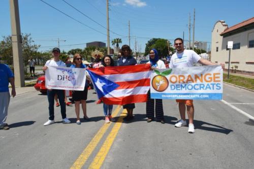 OCDEC Puerto Rican Flag